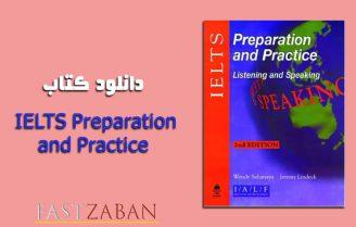 دانلود کتاب IELTS Preparation and Practice