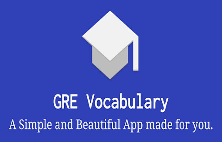 نرمافزار تست واژگان GRE