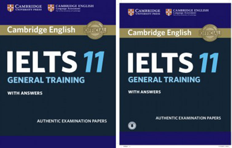کتاب Cambridge IELTS 11 General Training
