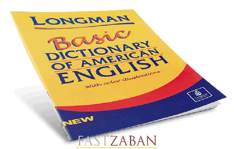 دانلود کتاب Longman Basic Dictionary of American English