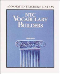 ۶. کتاب NTC Vocabulary Builders