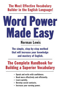 ۶. کتاب Word Power Made Easy