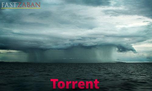 واژه torrent