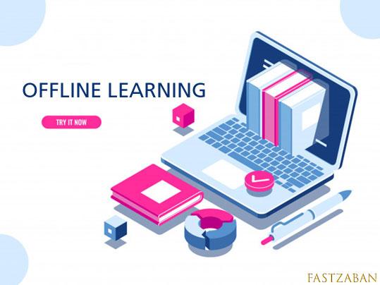 کلاس آفلاین مجازی ept فست زبان