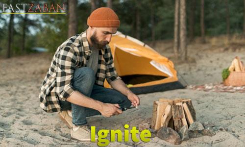 واژه Ignite