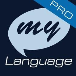 اپلیکیشن myLanguage Pro
