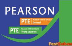 جزییات کامل شرکت در آزمون زبان PTE