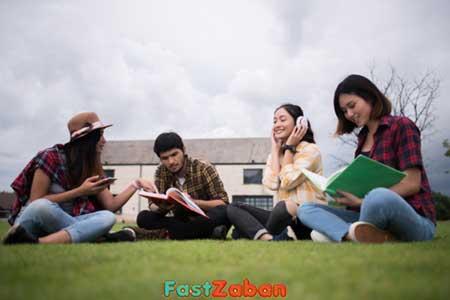 یادگرفتن انگلیسی با دوستان