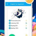 اپلیکیشن English for beginners
