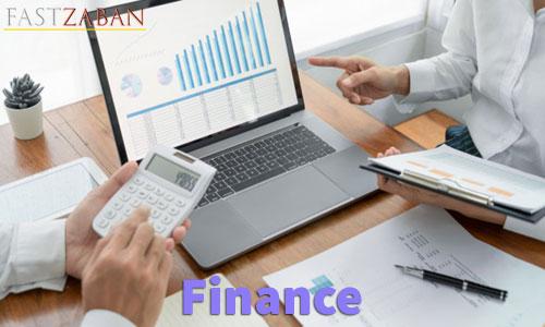 آموزش تصویری لغات ۵۰۴ - لغت Finance