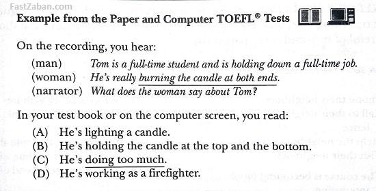 مهارت شانزدهم: مراقب اصطلاحات (idiom) خاص باشید